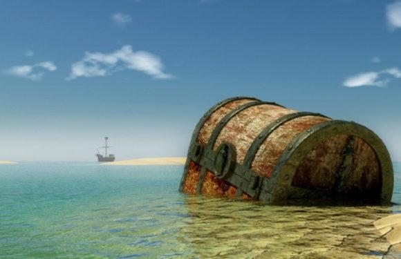 Сокровища пирата Чёрная Борода или «сундук мертвеца»