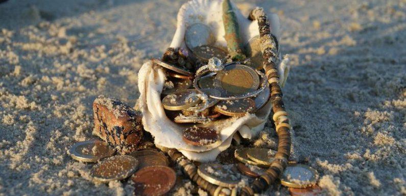 «Золотой» песок — или немного о пляжном поиске