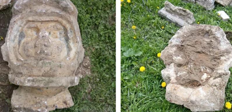В Москве обнаружены предметы усадьбы князя Голицына
