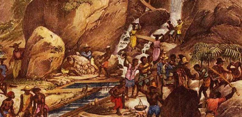 Золотые рудники: сокровища найденные и… забытые?