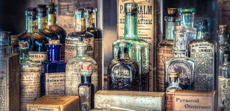Семья из Канзаса нашла клад старинных бутылок на несколько тысяч долларов