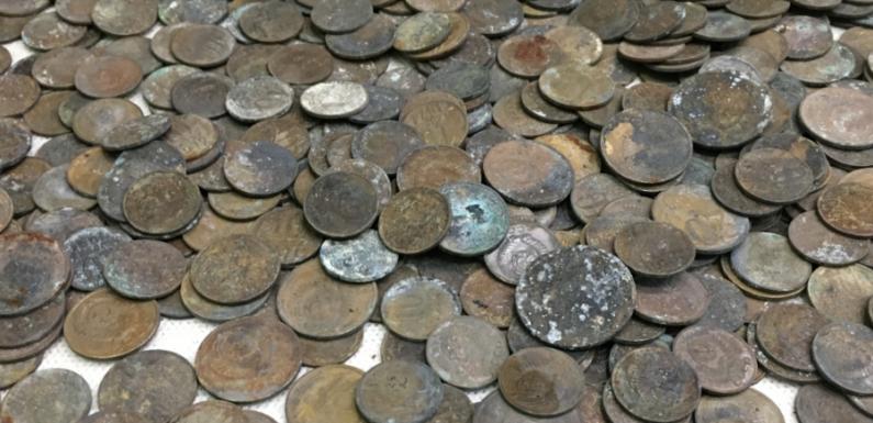 Фермер из Мордовии нашел монетный клад весом 3 кг