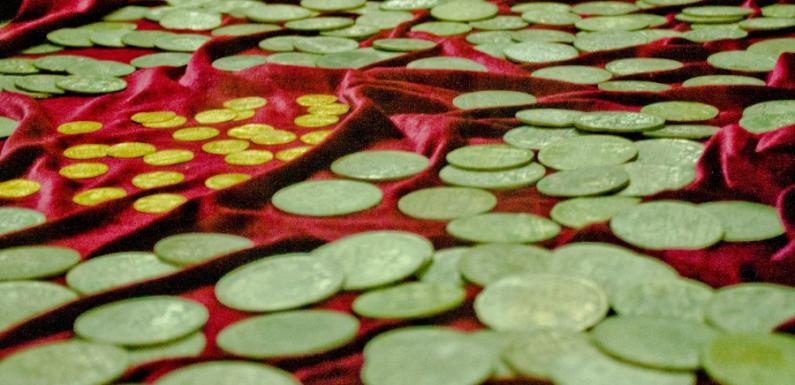 На Тамани найдены монеты возрастом около 2,5 тысяч лет