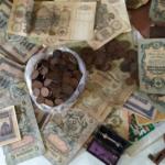 Житель Челябинской области обнаружил клад во время ремонта