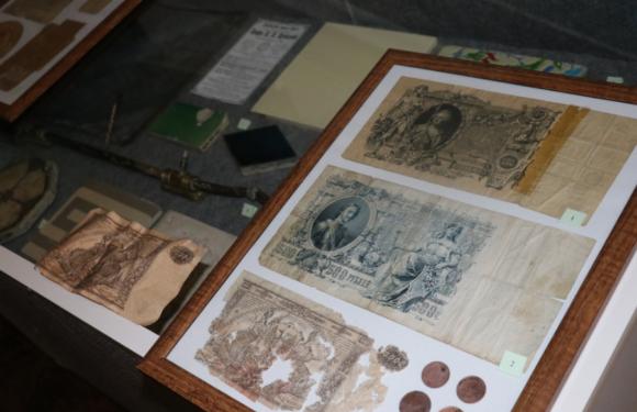 В Феодосии при реставрации особняка найден клад