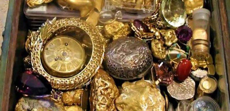 Американец нашел клад Фенна стоимостью один миллион долларов