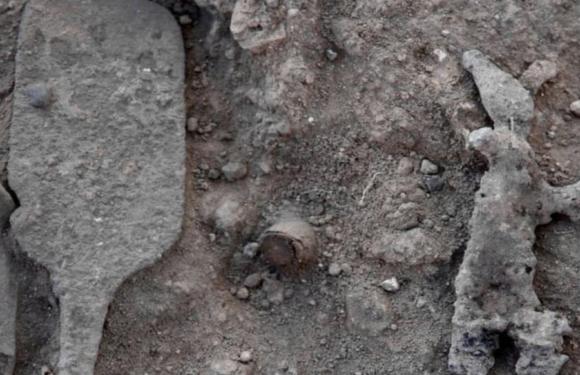 Археологи нашли 3200-летний «скипетр бога» в Израиле