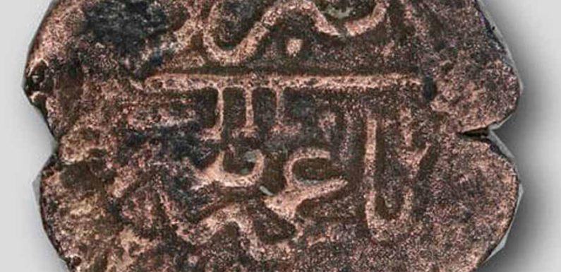 На Кубани впервые нашли монету последнего крымского хана