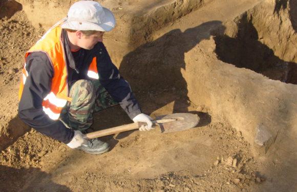 В Волгограде найдены редкие артефакты раннего железного века