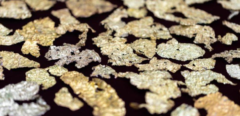 Археологи нашли в Казахстане золотой клад  V-IV веков