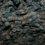 В Китае нашли клад из 10 тысяч старинных монет