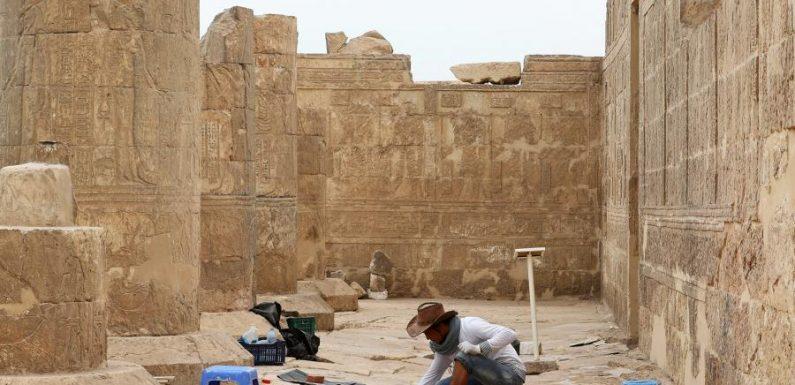 В Египте найден город возрастом более 3400 лет