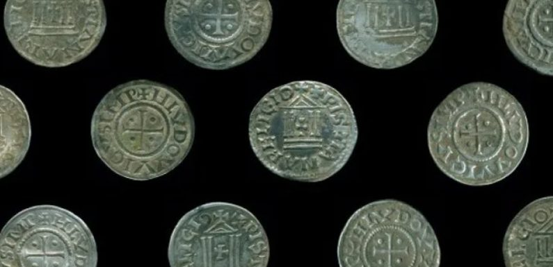 В Польше найден уникальный клад династии Каролингов
