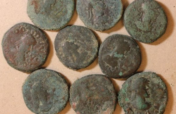 На Таманском полуострове найден клад с монетами боспорских царей