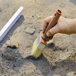В Москве на улице Сретенка найдено свыше 200 керамических артефактов