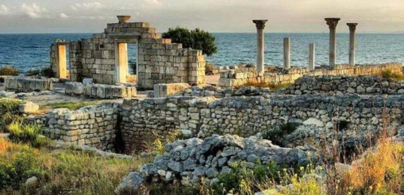 На раскопках Херсонеса археологи нашли около 300 тысяч артефактов