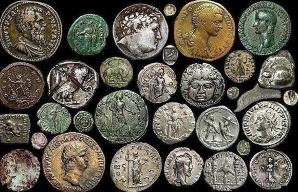 В Баварии нашли клад с 15 кг древнеримских монет